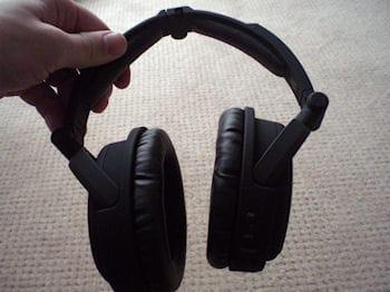 Able Planet NC200 Foldable Noise Canceling Headphone 3