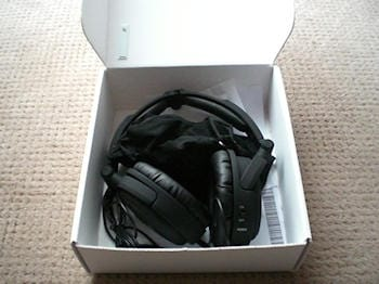 Able Planet NC200 Foldable Noise Canceling Headphone