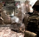 COD 6: Hostage multiplayer game on Xbox 360 and Sony PS3