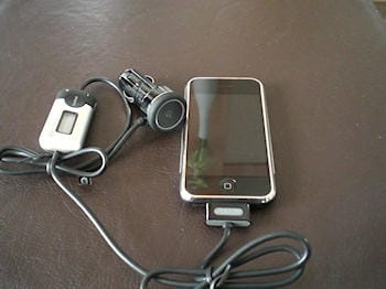 Griffin iTrip Auto FM Transmitter for iPod & iPhone 3