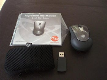 Gyration Air Mouse with Motion Sensor 16
