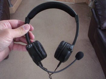 Hands on Able Planet TL300 Linx Audio Dual Headset 11