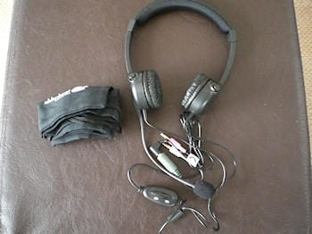 Hands on Able Planet TL300 Linx Audio Dual Headset 12