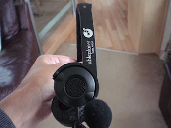 Hands on Able Planet TL300 Linx Audio Dual Headset 8