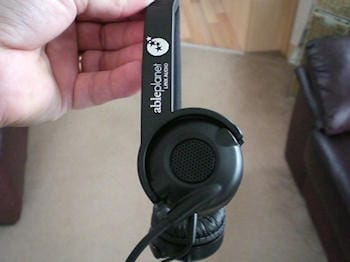 Hands on Able Planet TL300 Linx Audio Dual Headset 9