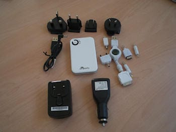 Proportas Universal Emergency Charger Travel Kit 15