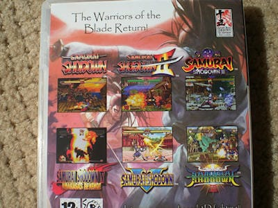 Samurai Shodown Anthology Sony PSP Hand- on 7