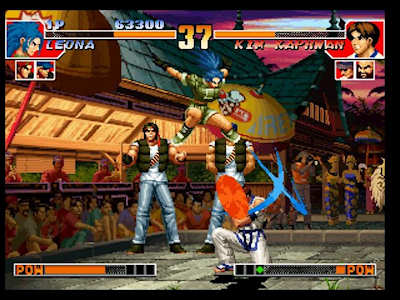 The King Of Fighters Collection The Orochi Saga 12