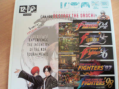 The King Of Fighters Collection The Orochi Saga 9