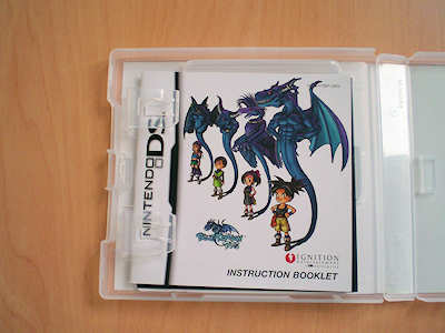 Nintendo DS Blue Dragon Plus Hands-on Review 8