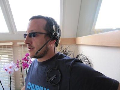 Jabra BIZ 2400 Mono 3-in-1 headset 2