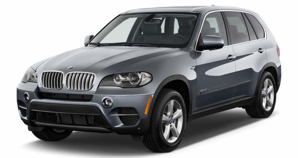 2011 BMW X5 driveshaft recall