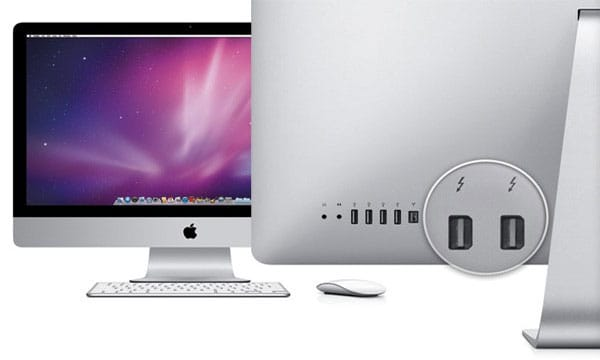 2012 iMac signaled with low stock