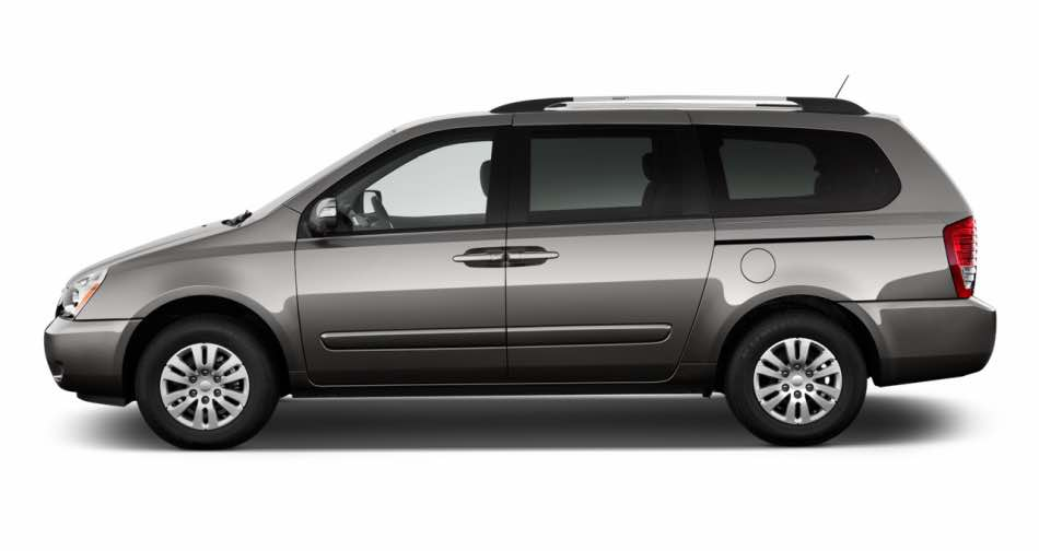 2012 Kia Sedona july recall