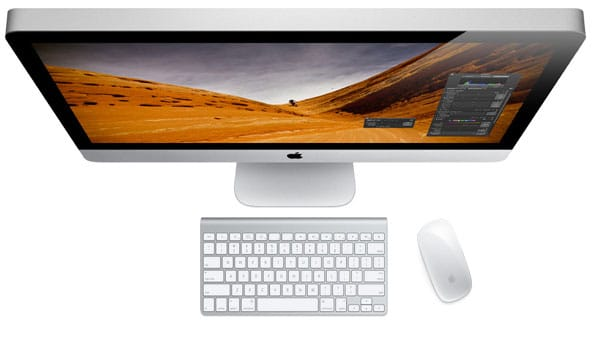iMac 2012 launch needs visibility