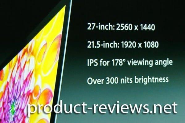 2012 iMac specs beyond our wildest dreams