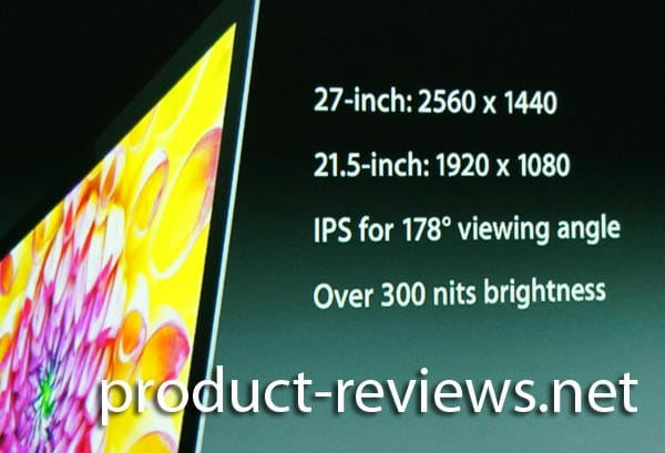 2012 iMac specs beyond our wildest dreams