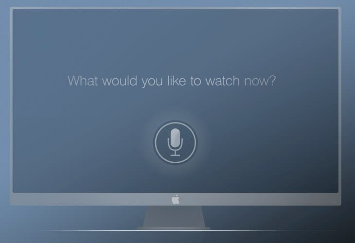 2013 Apple TV update, Siri control visualized 4