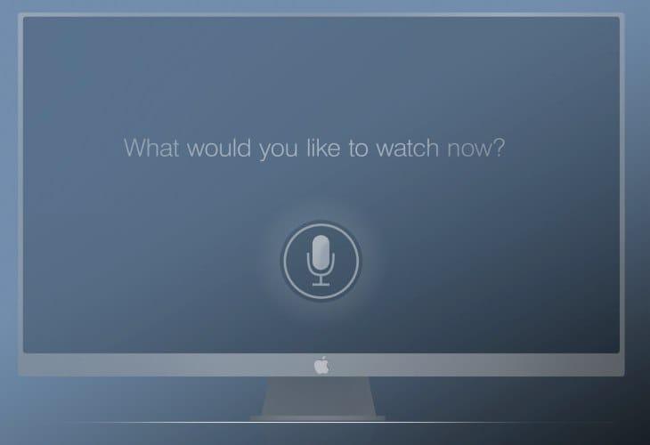 2013 Apple TV update, new Siri control visualized