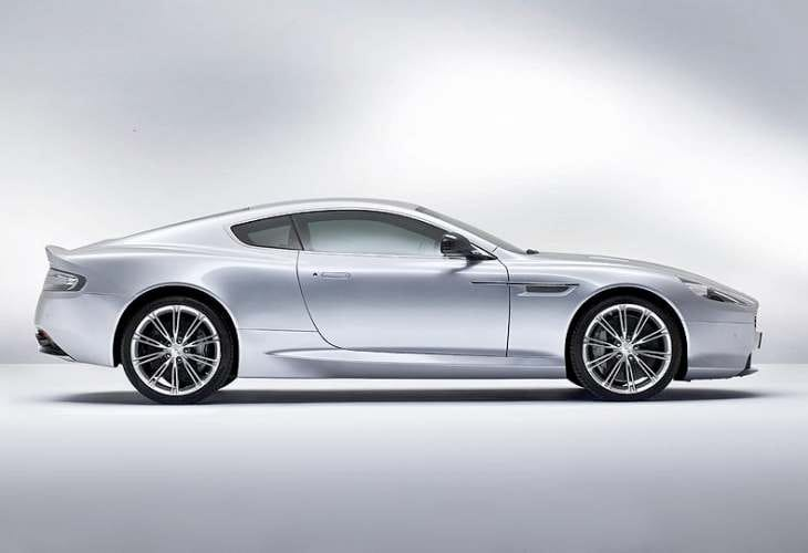 2013 Aston Martin DB9 changes, at a price