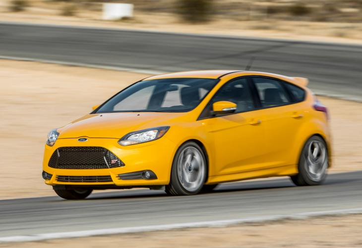 2013 Ford Focus ST performance specs