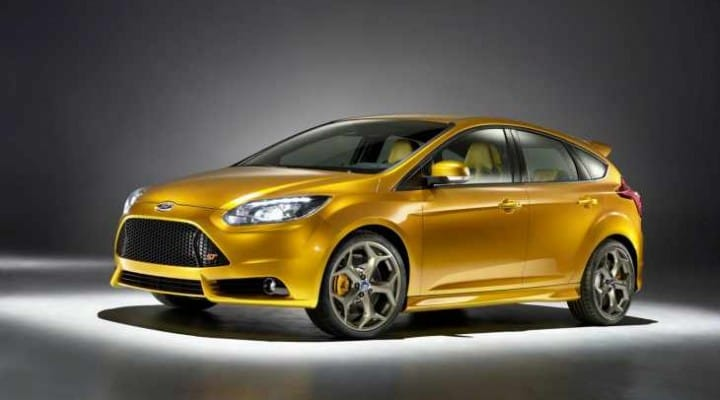2013 Ford Focus ST review, finally in Canada