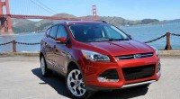 2013 Ford Fusion, Escape recall solved with an update