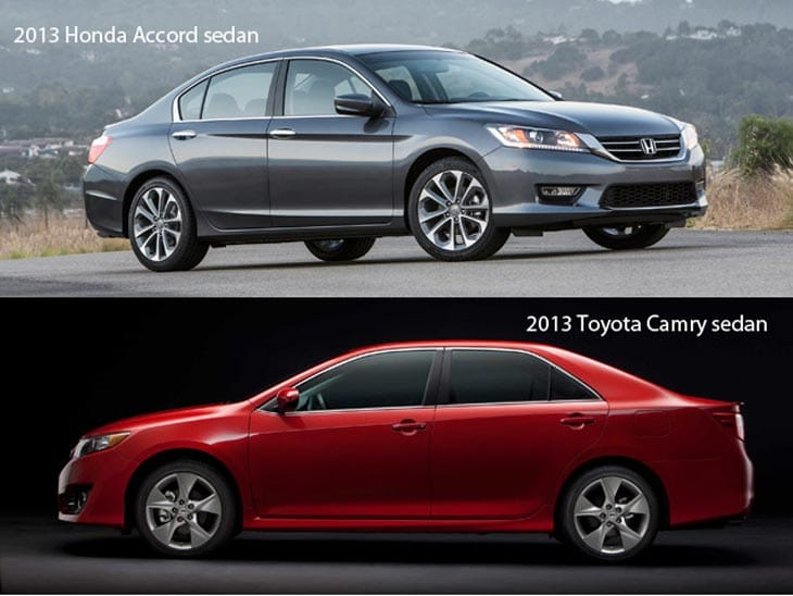 toyota camry vs honda accord 2017. Black Bedroom Furniture Sets. Home Design Ideas