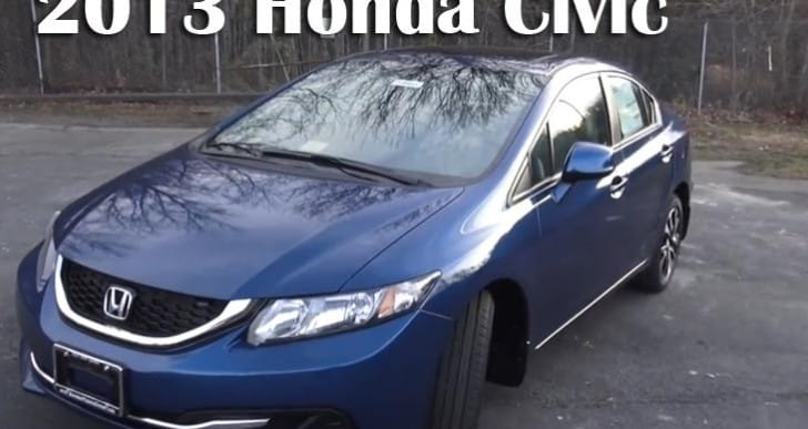 2013 Honda Civic vs. Ford Focus and Hyundai Elantra