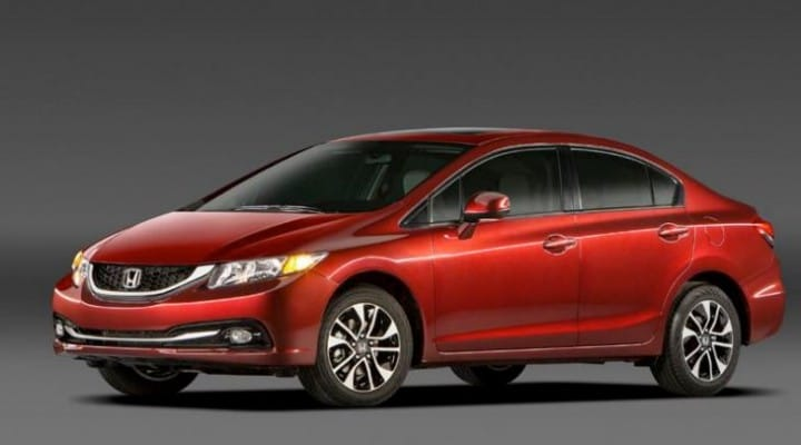 2013 Honda Civic video review tour of LX and Hybrid
