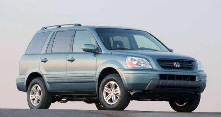 2013 Honda and Acura recall list includes 2005 – 2006 models
