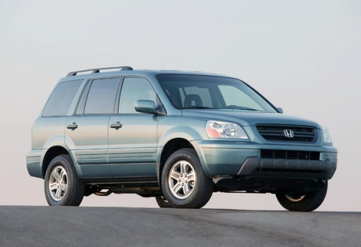 2013 Honda and Acura recall list includes 2005 - 2006 models