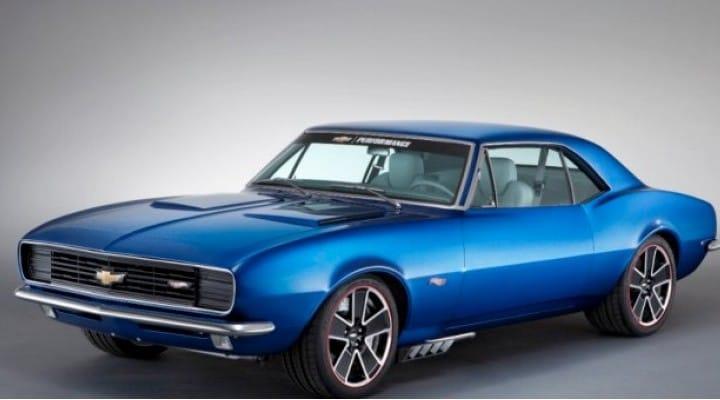 2013 Hot Rod Power Tour includes Chevrolet Camaro, Impala