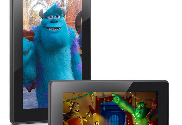 The all-new Kindle Fire HD will take on the new Tesco tablet