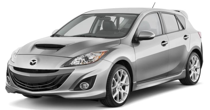 2013 Mazdaspeed3 performance specs