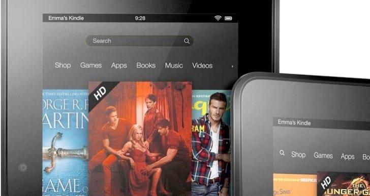 2013 Nexus 7 vs. Kindle Fire HD 2 in price strategy