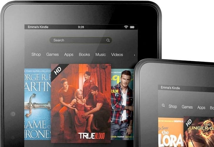 2013 Nexus 7 vs. Kindle Fire HD 2 in price strategy