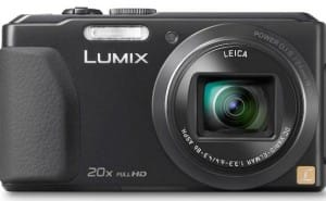 2013 Panasonic Lumix Camera lineup, multiple options