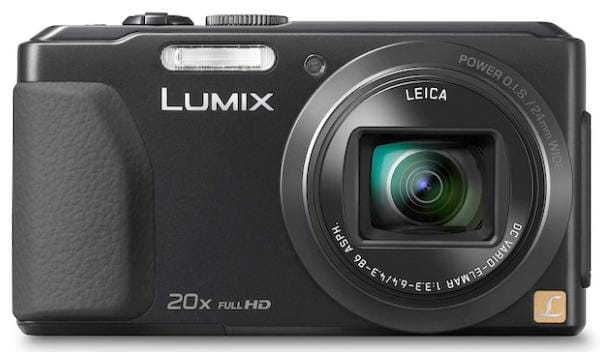 2013 Panasonic Lumix Camera lineup, multiple options