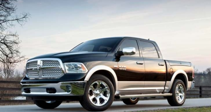 2013 Ram 1500 recall, VW also recalls models