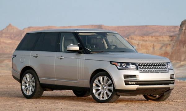 2013 Range Rover vital stats and interior delight