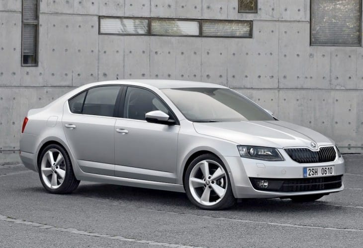 2013 Skoda Octavia price in India