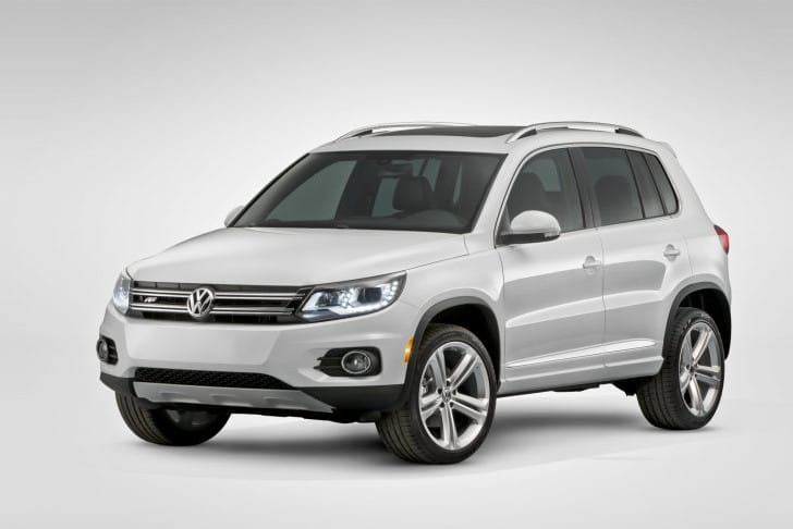 2013 Volkswagen Tiguan specs, price and review