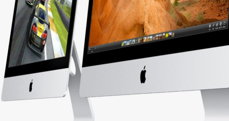 2013 iMac refresh released with Haswell not Mavericks