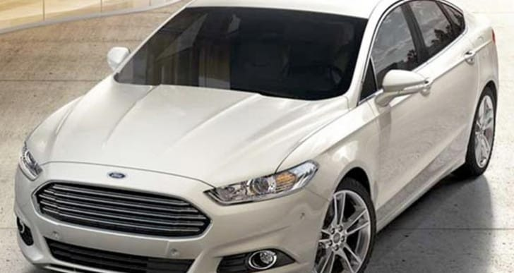 Ford Fusion sales impress with Escape and Lincoln MKZ