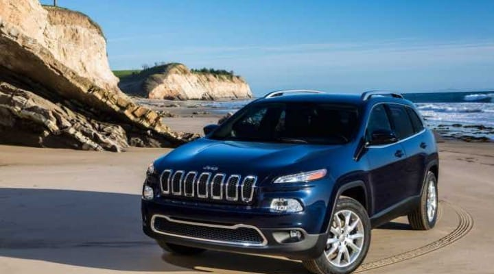 New Jeep Cherokee recall for 2014 – 2015 models