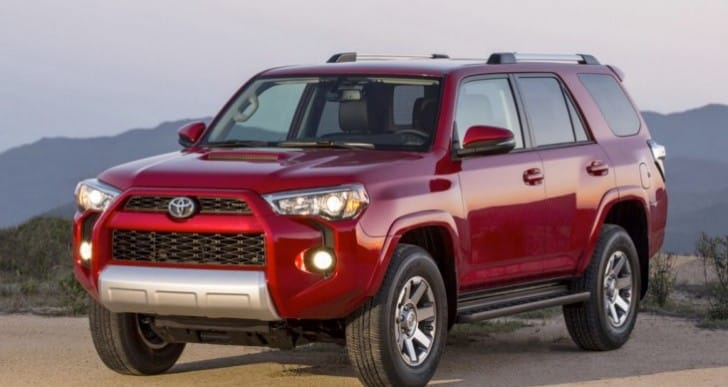 2014 Toyota 4Runner review of refresh, changes are extreme