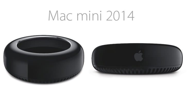 2014 Apple Mac mini