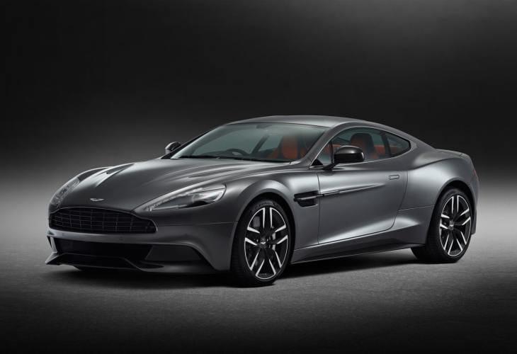 2014 Aston Martin Vanquish review
