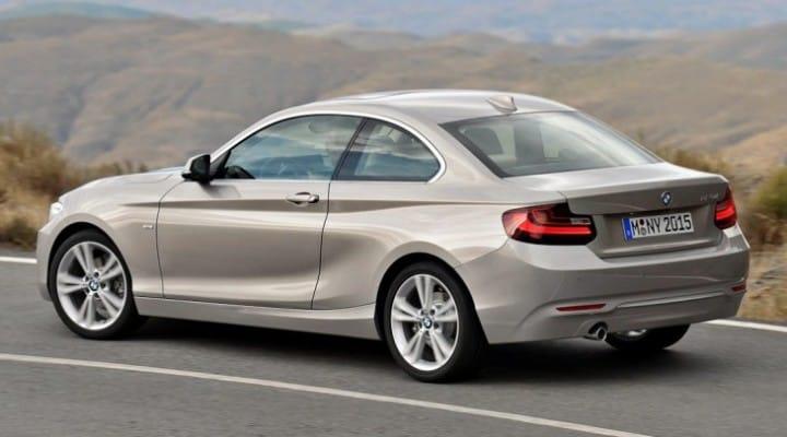 2014 BMW 2 Series configuration options live